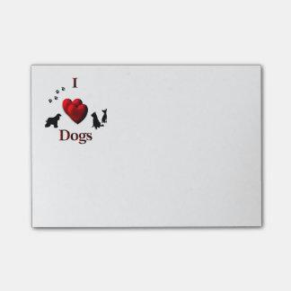 I chiens de coeur