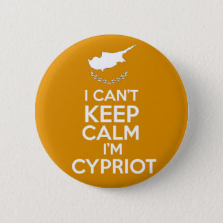 I Cnt gardent le Chypriote du calme Im Badges