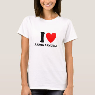 I coeur Aaron Samuels T-shirt