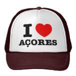 I coeur Acores Casquettes