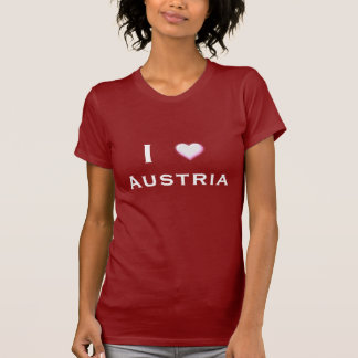 I coeur Autriche T-shirt
