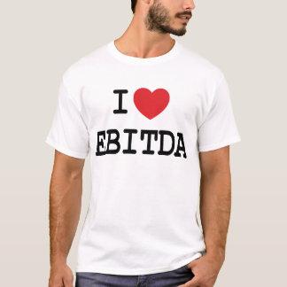 I (coeur) EBITDA T-shirt