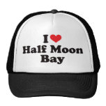 I coeur Half Moon Bay Casquettes