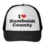 I coeur le comté de Humboldt Casquettes De Camionneur