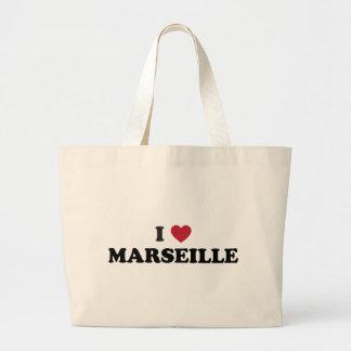 I coeur Marseille France Sac Fourre-tout
