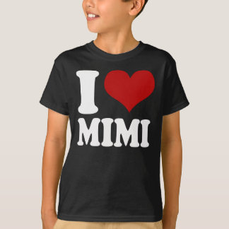 I coeur Mimi T-shirt