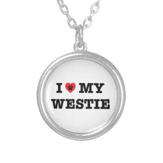 I coeur mon Westie Collier