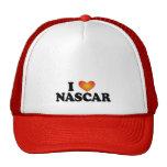 I (coeur) NASCAR - Mult-Produits de Lite Casquette De Camionneur