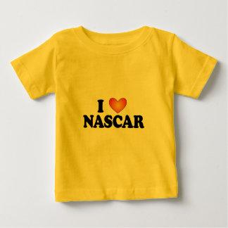 I (coeur) NASCAR - Mult-Produits de Lite T-shirt Pour Bébé