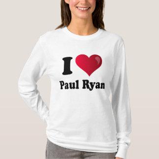 I coeur Paul Ryan T-shirt