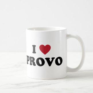 I coeur Provo Utah Mug