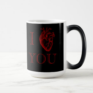 I coeur que vous attaquez mug magic