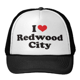 I coeur Redwood City Casquettes