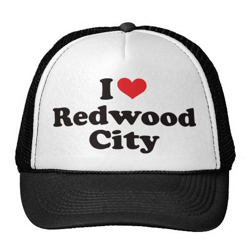 I coeur Redwood City Casquettes