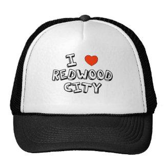 I coeur Redwood City Casquette De Camionneur