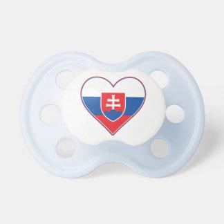 I coeur Slovaquie Tétines