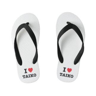 I coeur Taiko Tongs Enfants