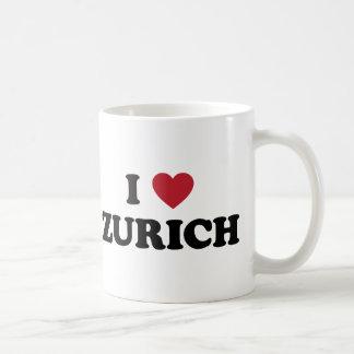 I coeur Zurich Suisse Mug
