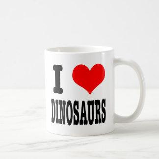 I dinosaures de COEUR AMOUR Mug