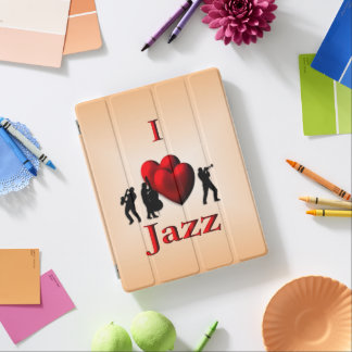 I jazz de coeur protection iPad