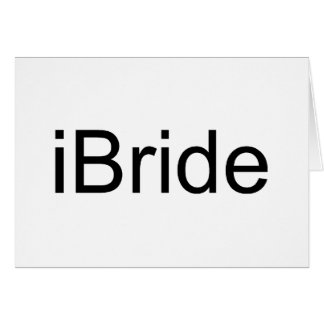 i jeune mariée cartes de vœux