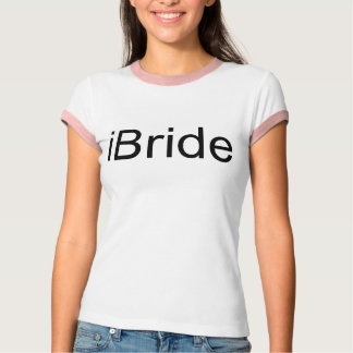 i jeune mariée t-shirts