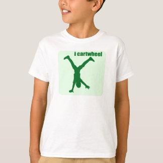 I la roue badine le T-shirts