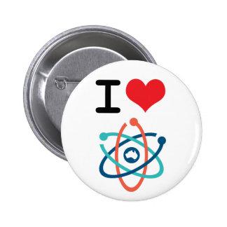 I la Science de coeur - Badge
