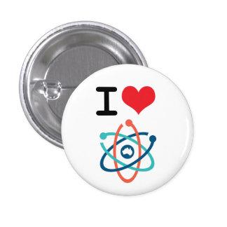 I la Science de coeur - Badges