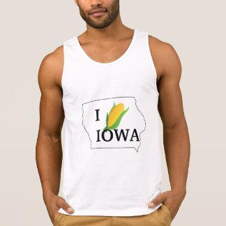 I le maïs Iowa bébête tournent du coeur NY d'I