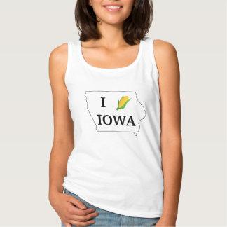 I le maïs Iowa bébête tournent du coeur NY d'I Débardeur