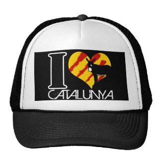 I Love Catalunya Casquette De Camionneur