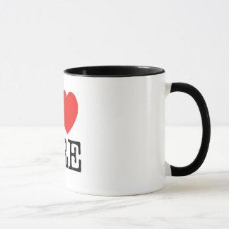 I Love Gre - mug / tasse