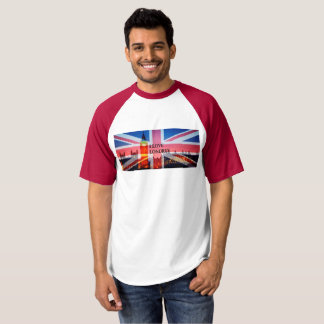 I LOVE LONDRES T-SHIRT