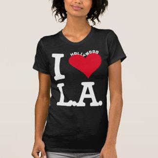 I LOVE LOS ANGELES HOLLYWOOD EDITION T-SHIRT