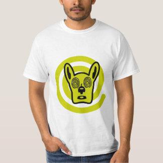 I love my dog ! t-shirt