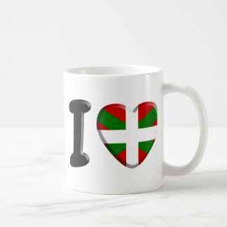 I love Pays Basque Mug