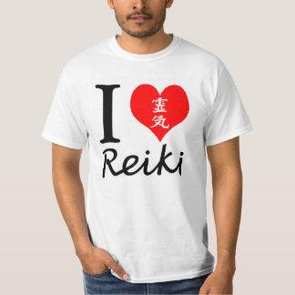 I LOVE REIKI T-SHIRT