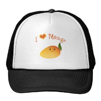 I mangue de coeur (amour) casquettes