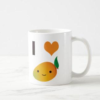 I mangue de coeur mug