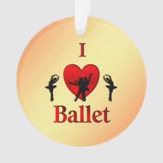 I Noël de ballet de coeur