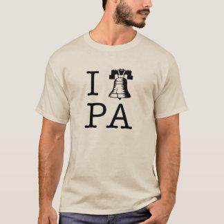 I PA de coeur T-shirt