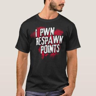I points de PWN Respawn T-shirt