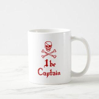 I soit capitaine mug