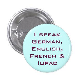 I speak IUPAC ! Badges