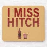 I tapis de souris de Mlle Hitch (foncé sur la lumi