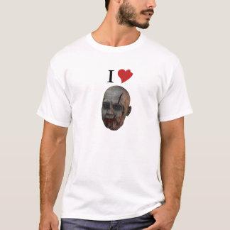 I zombis 2 de coeur t-shirt