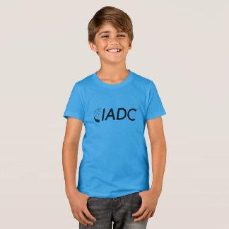 IADC badine le T-shirt