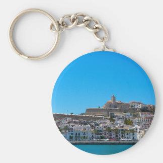 Ibiza 2 porte-clés
