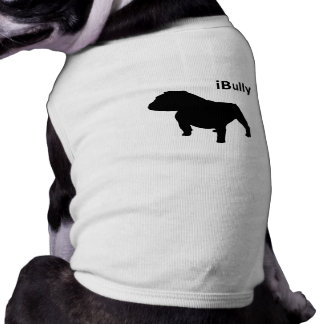 iBully Tee-shirt Pour Toutou